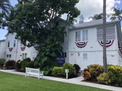 Truman's little White House key west
