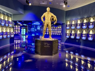 astronaut hall of fame at heroes and legends Kennedy space center