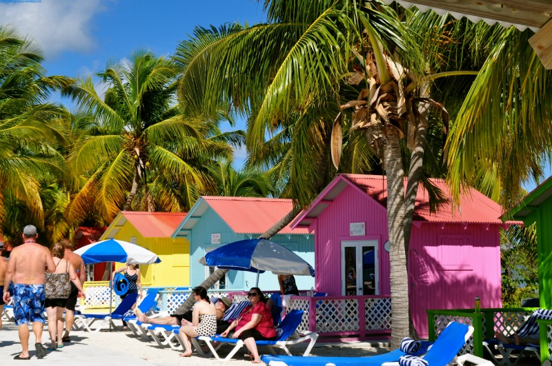 The private island of the Princess Cays in the Bahamas is an exclusive island adventure waiting for you.