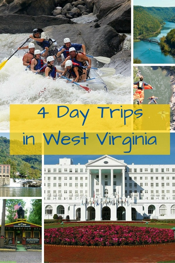 West Virginia day trips