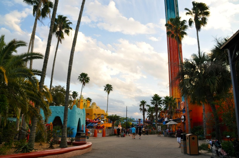 Busch Gardens is a great theme park in Tampa, Florida that has incredible roller coasters, animals, and lots of family fun.