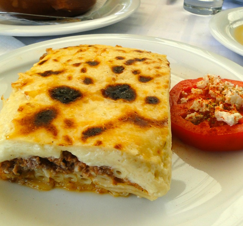 One of my favorite Greek dishes.