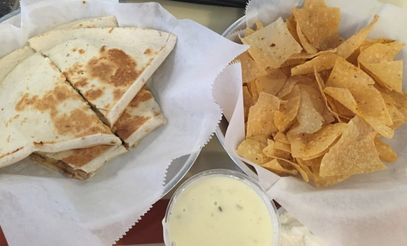 One of the best restaurants in Oxford, Mississippi is the South Depot Taco Shop.