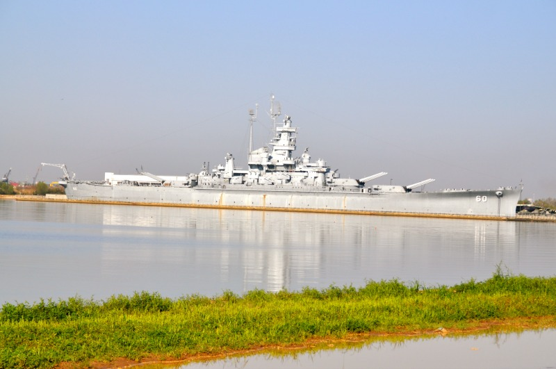 The USS Alabama Battleship Memorial Park is one of the best places to visit in Alabama.