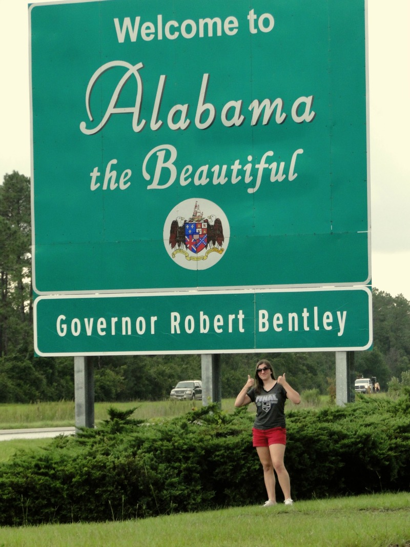 Mobile is one of the best places to visit in Alabama.