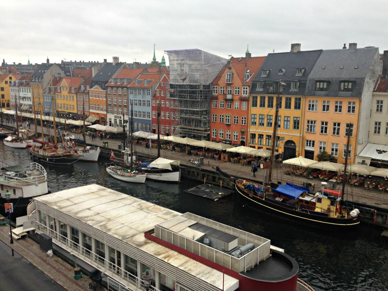 Copenhagen has the most beautiful canals I've ever seen.