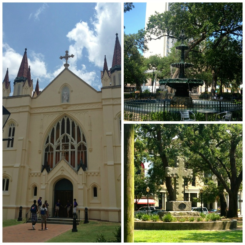Downtown Mobile is one of the best places to visit in Alabama