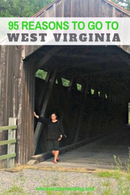 Here are 95 things to see and do when you visit West Virginia.