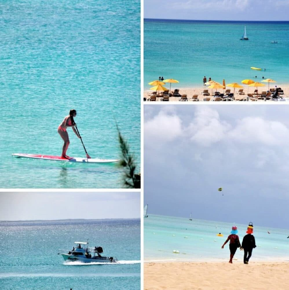 beach-collage-from-providenciales