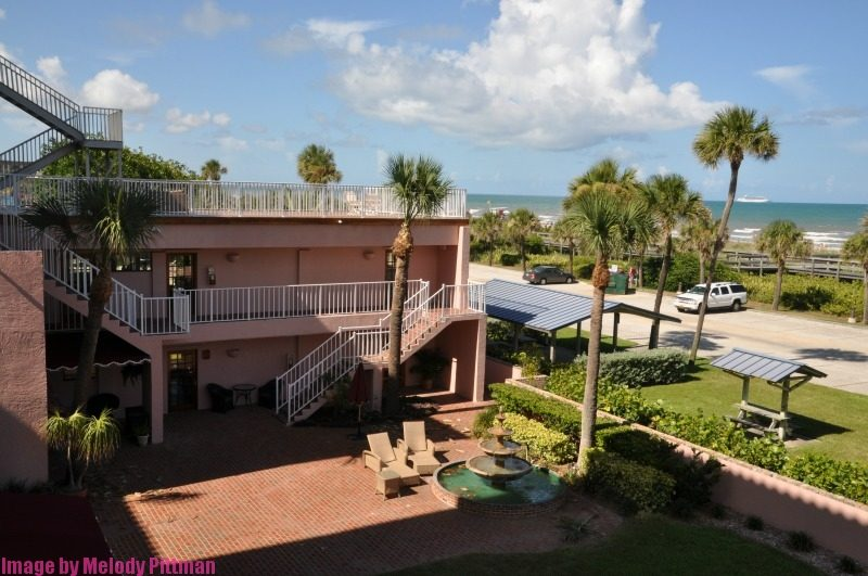 Florida's Space Coast features the Inn at Cocoa Beach, a fabulous European inspired place to stay.