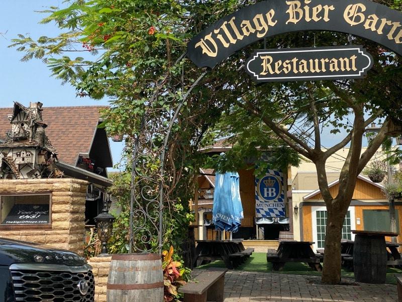 historic cocoa village