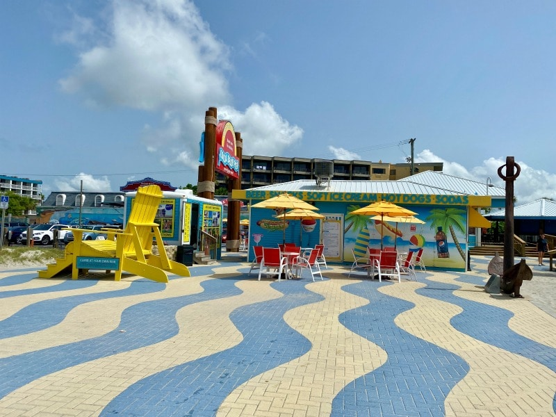 westgate cocoa beach pier