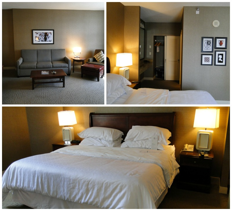 The Wilmington Sheraton is great spot to stay while you explore the things to do in Delaware.