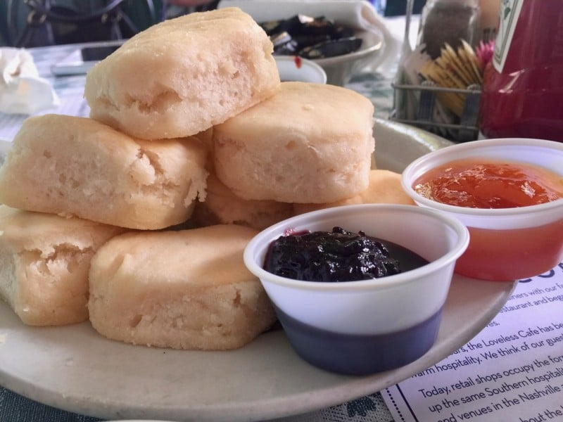 loveless cafe biscuits and preserves