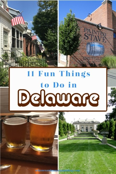 fun things to do in Delaware