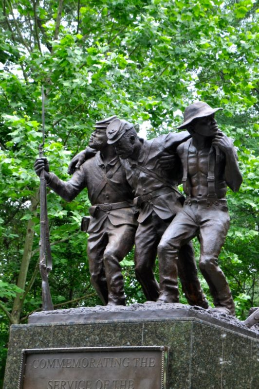 You will learn so much about the Civil War from visiting the Vicksburg Military Park.
