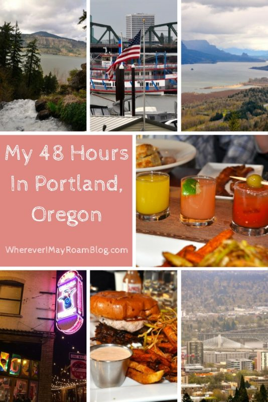 Here is how I spent 48 hours in Portland, Oregon.