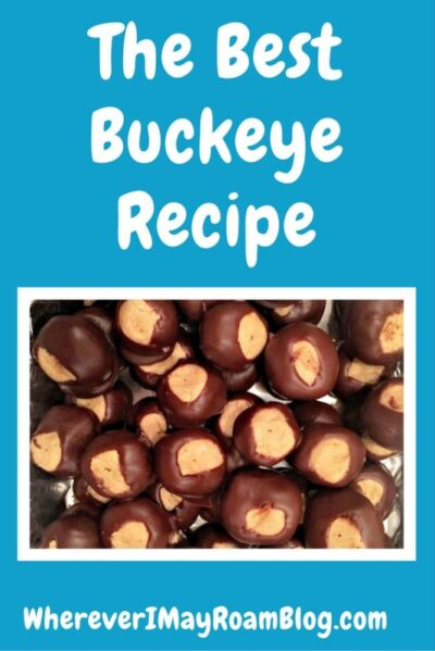 Peanut butter Buckeye Balls have to be one of the best recipes ever created!