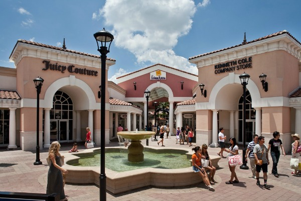 Shopping the Premium Outlets is one of the top-rated things to do in Orlando, Florida.