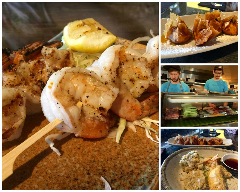 dragonfly sushi food Gainesville