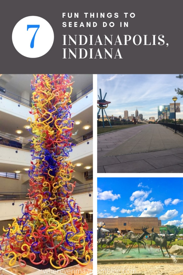 Fun things to see and do in Indianapolis, IN