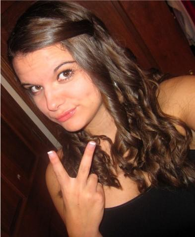 Myspace selfies for days.