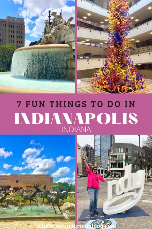fun things to do in Indianapolis