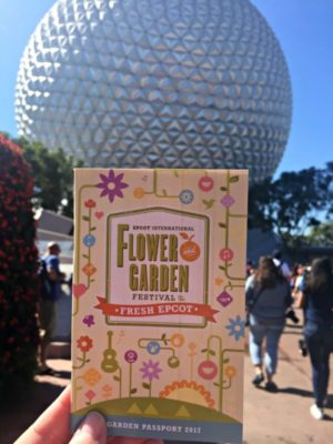 One of the most popular things to do at Walt Disney World is attend Epcot's Flower and Garden Festival in the Spring.
