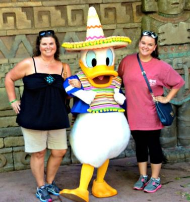 One of the most popular things to do at Walt Disney World is character meetings.