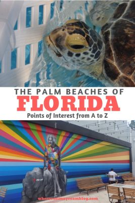 The Palm Beaches of Florida is one of the state's greatest treasures.