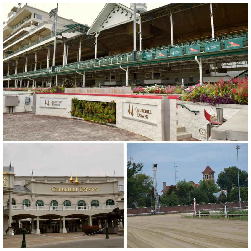 You weekend itinerary for Louisville, Kentucky should include a visit to the Kentucky Derby Museum and Churchill Downs.