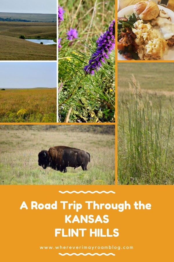 road trip through the flint hills
