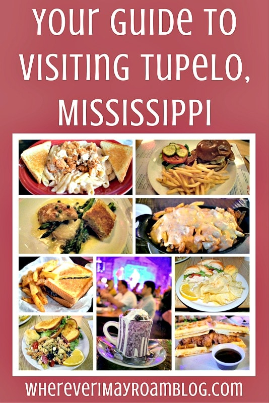 Your Guide To Visiting Tupelo, Mississippi includes a visit to Elvis Presley's birthplace, eating delicious food, and admiring classic cars.