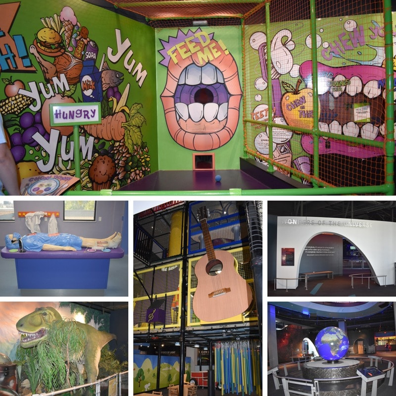 Visiting the Adventure Science Center is one of the 6 things to do in Nashville with and without kids.