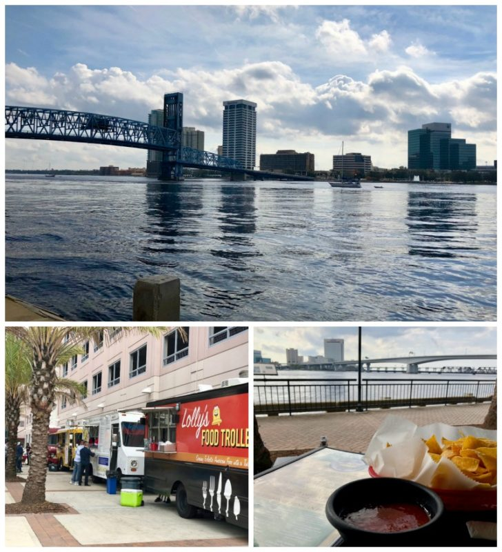 Things to Do in Jacksonville include visiting The Landing for waterfront dining and incredible photo-ops.
