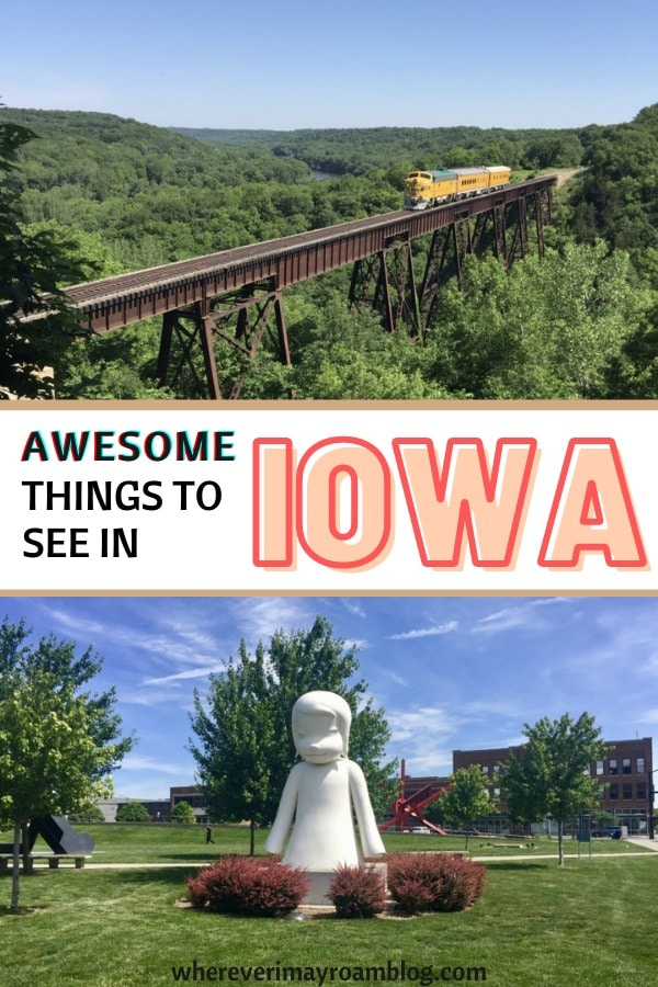 things to see and do in Iowa