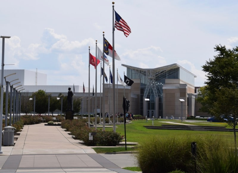 One of the best tings to do In Fayetteville, North Carolina is to explore the Airborne & Special Operations Museum.