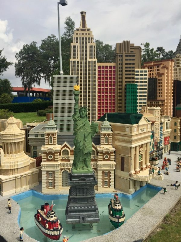 Family activities and rides are one of the things to consider when pondering what to expect at LEGOLAND.