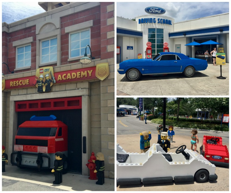 Here are some things things you can expect when visiting LEGOLAND theme park.