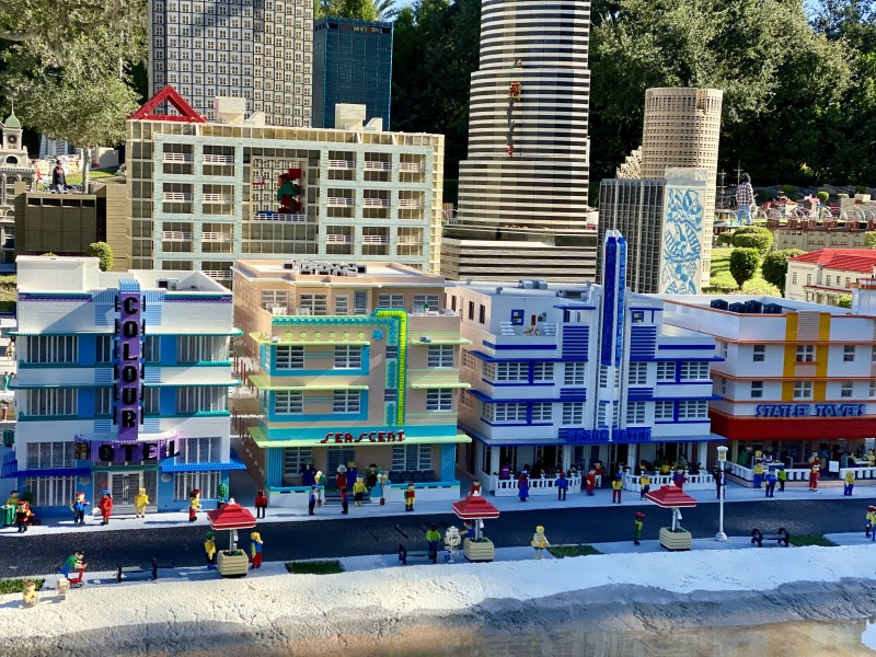 legoland miniland south beach