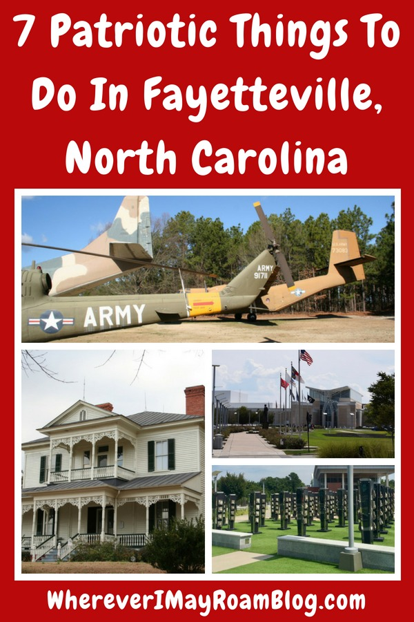 One of the best things to do In Fayetteville, North Carolina is to explore the Special Ops Museum.