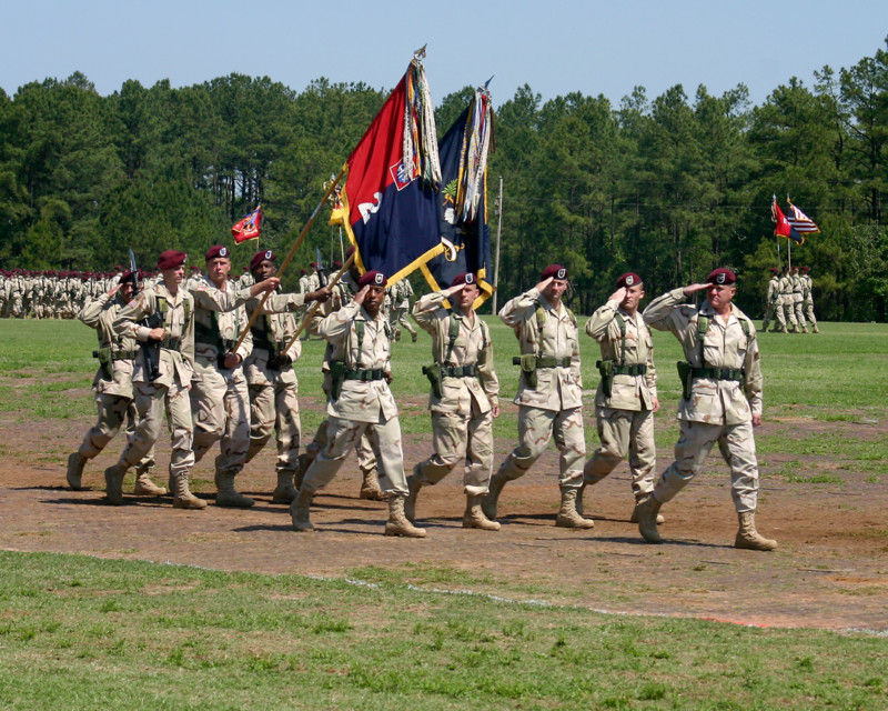 One of the best things to do In Fayetteville, North Carolina is to visit Fort Bragg.