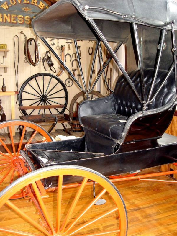 One of the best things to do In Fayetteville, North Carolina is to explore the Fayetteville Area Transportation and Local History Museum.