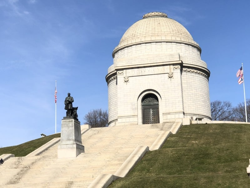 Your weekend guide to Canton, Ohio should feature a stop at the McKinley National Memorial.