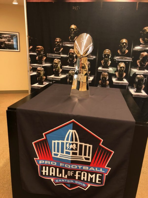 Your weekend guide to Canton, Ohio should include a visit to the amazing Pro Football Hall of Fame.