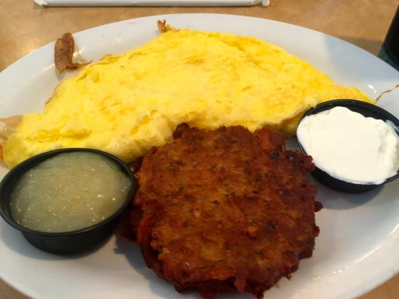 Breakfast from TooJay's is a delicious way to enjoy Orlando.