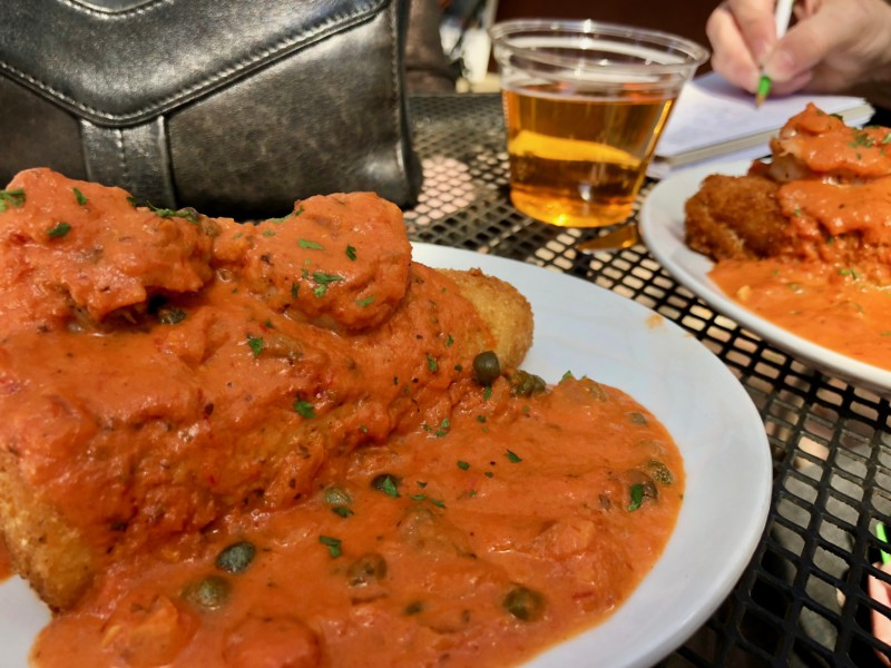 Tasty Tours of South Mississippi features Mosaic Tapas Bar & Restaurant on their food tour.