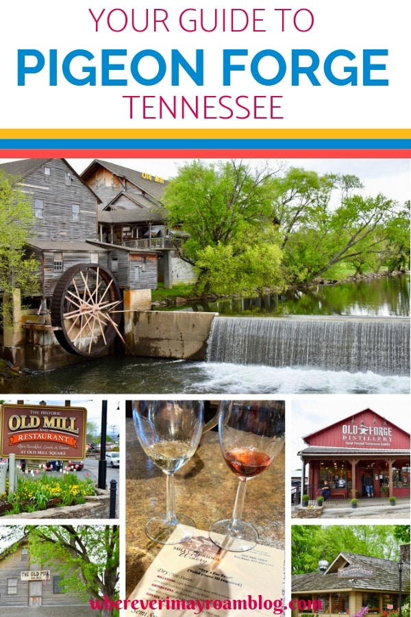 Here is your complete guide to Pigeon Forge, Tennessee including where to eat, stay, and what to do.