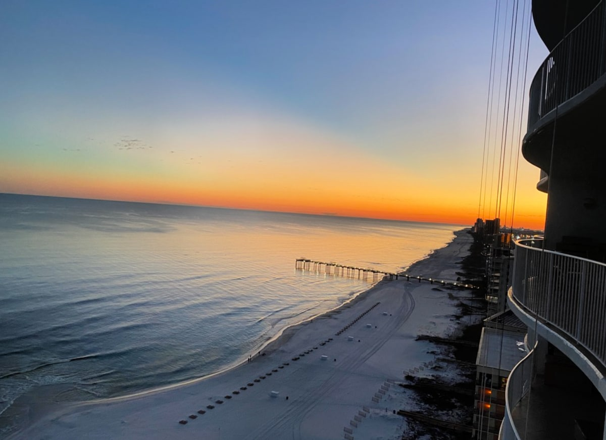 sunset-over-the-Gulf-of-Mexico