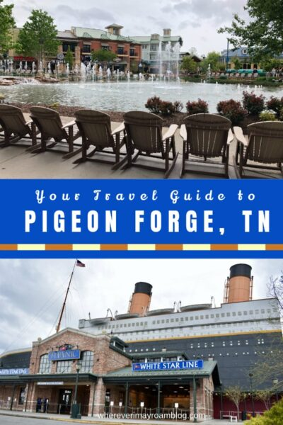 things to do pigeon forge